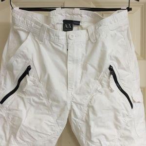 Armani cargo shorts